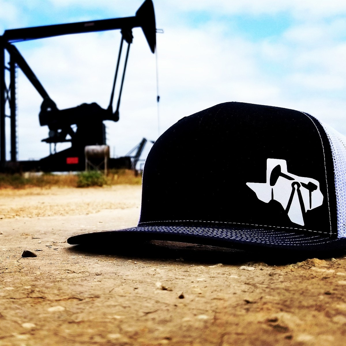 Texas Oilfield Caps