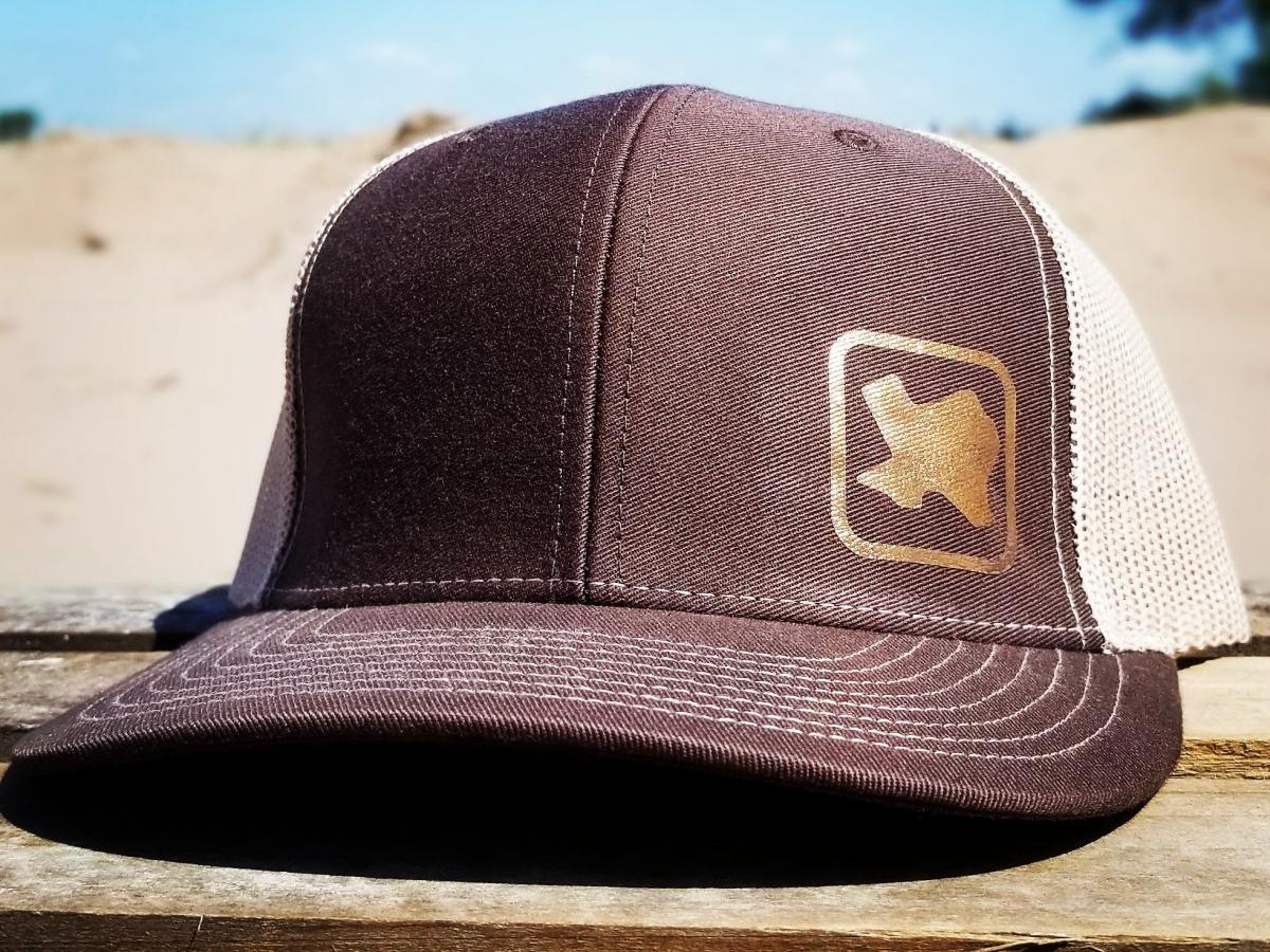 Rustic Bronze | Texas Peeps Cap
